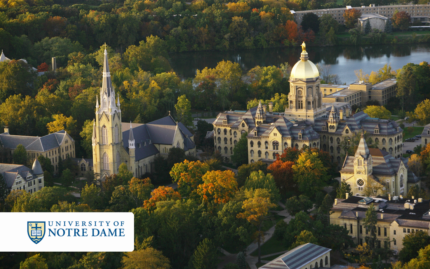 Notre Dame Fighting Irish Desktop Wallpaper Collection 1440x900