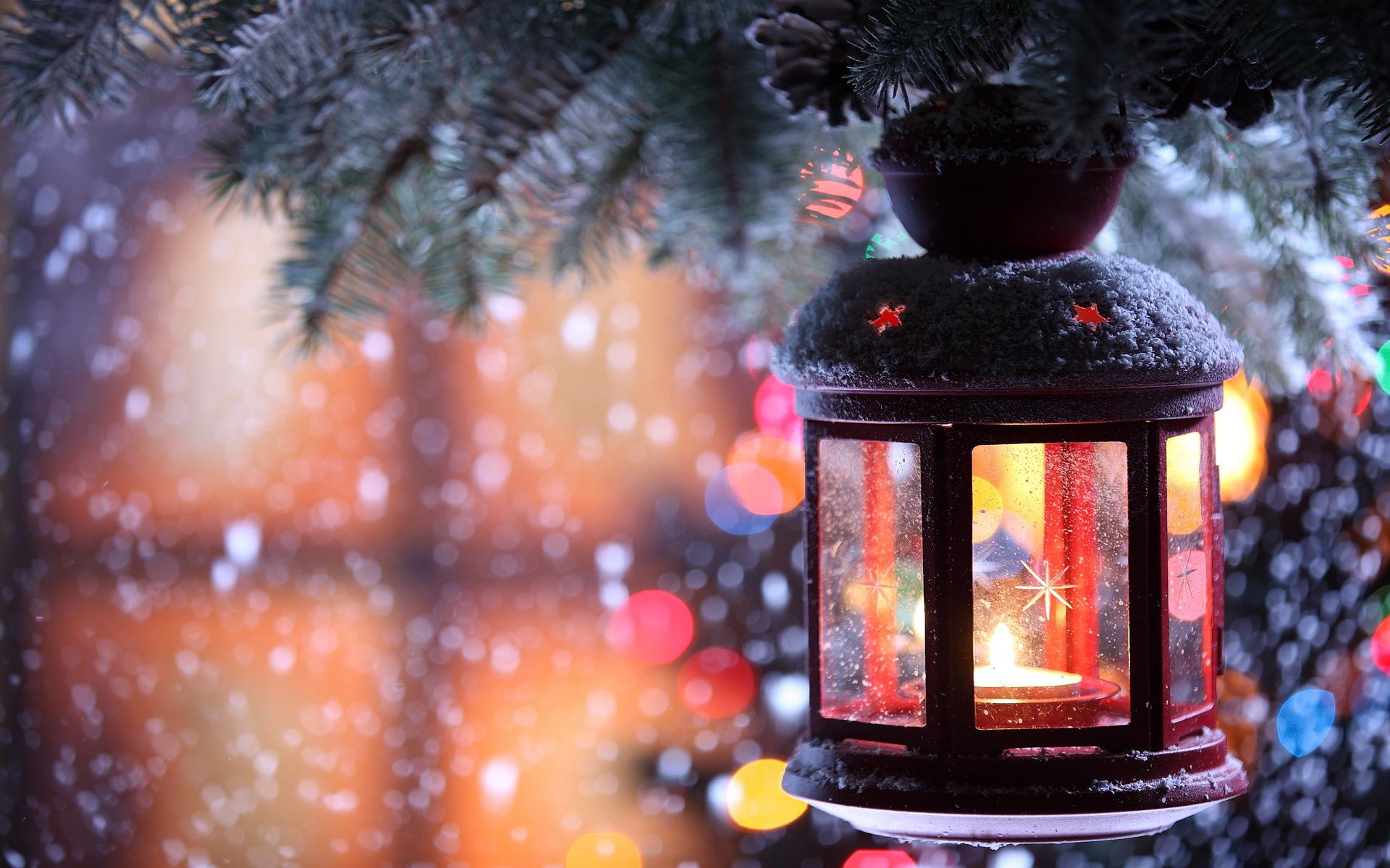 24 Christmas Lights Snow Desktop Wallpaper   ImgHD Browse and 1920x1200