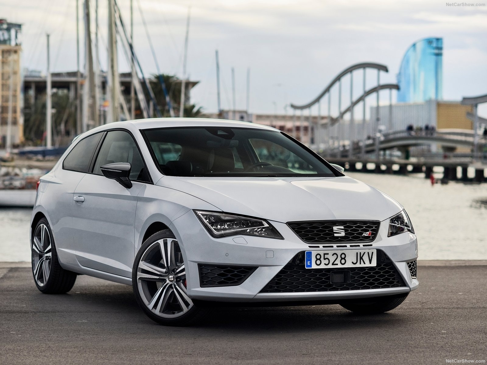 2019 SEAT Leon Top HD Wallpaper New Autocar Blog 1600x1200