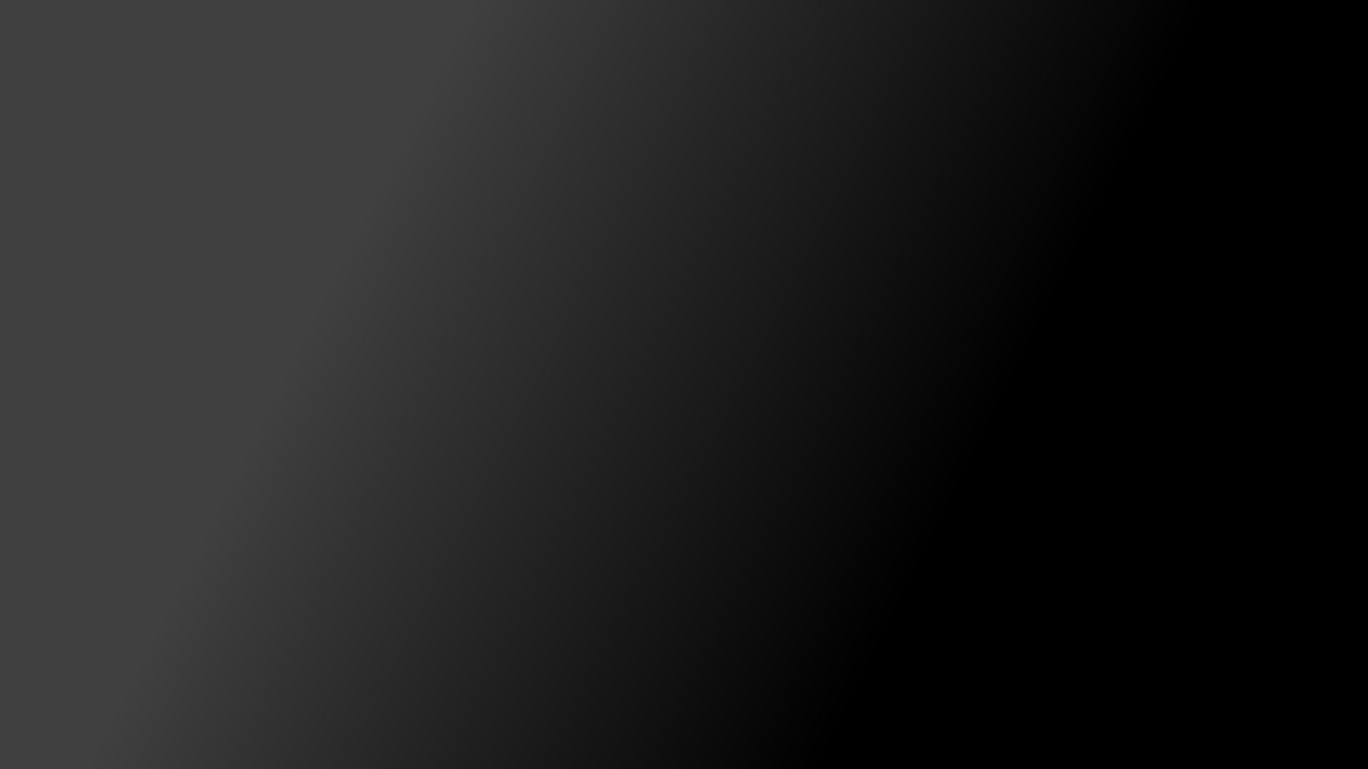 Dark gray black Desktop Wallpaper 1920x1080