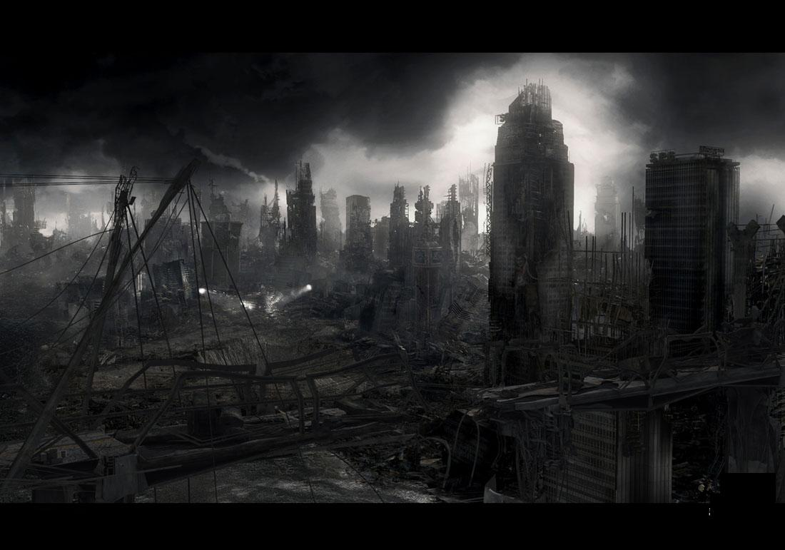 30 Awesome black themed Apocalypse 2012 wallpapers hd 28 1100x771