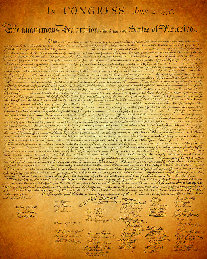 essay on the declaration of independence