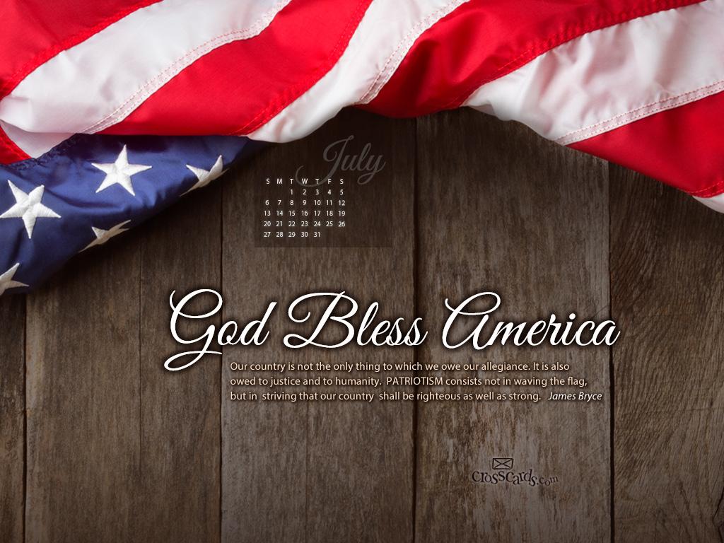Religious Patriotic Wallpaper July 2014   patriotism 1024x768