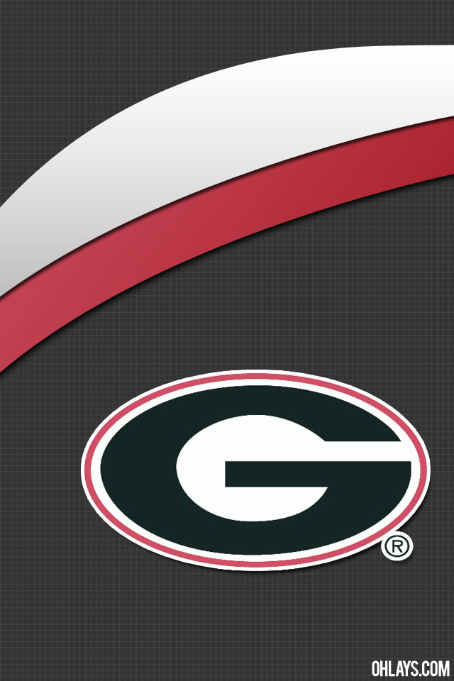 Georgia Bulldogs iPhone Wallpaper 5415 ohLays 640x960
