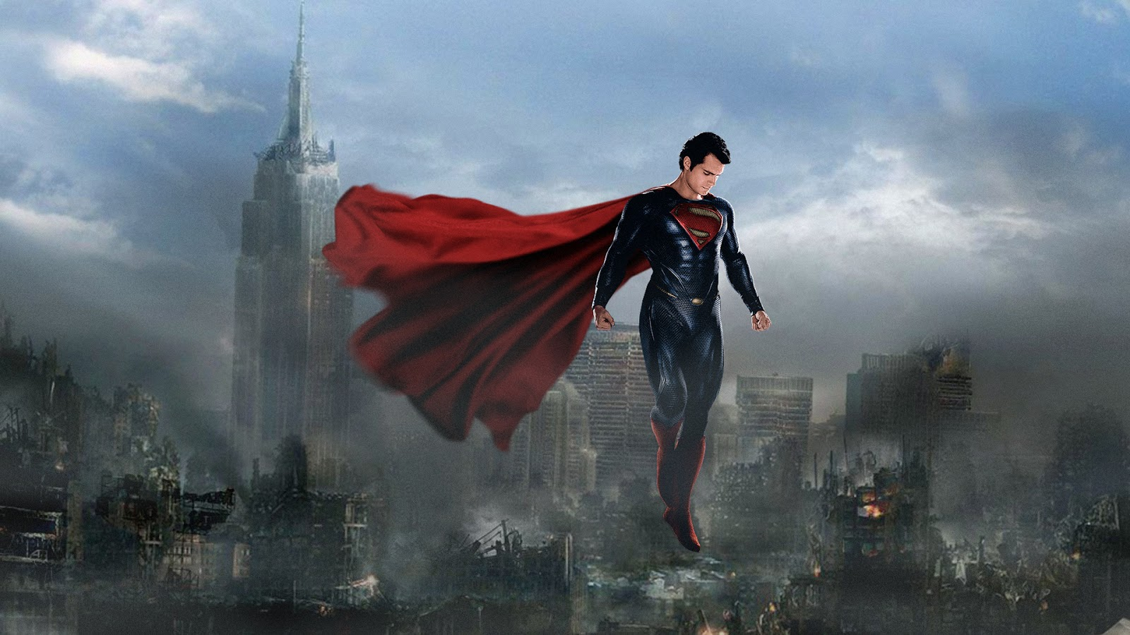 Man of Steel 2013 HD wallpapers 1080p HD Wallpapers High Definition 1600x900