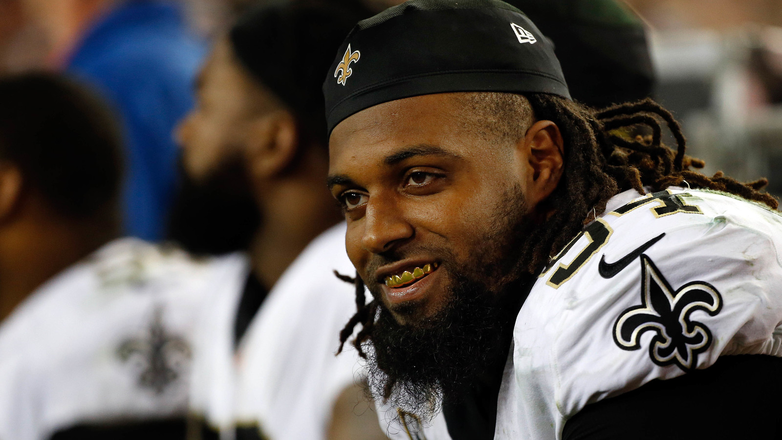 Saints DE Cameron Jordan gives hilarious quote on homecoming to 1600x900