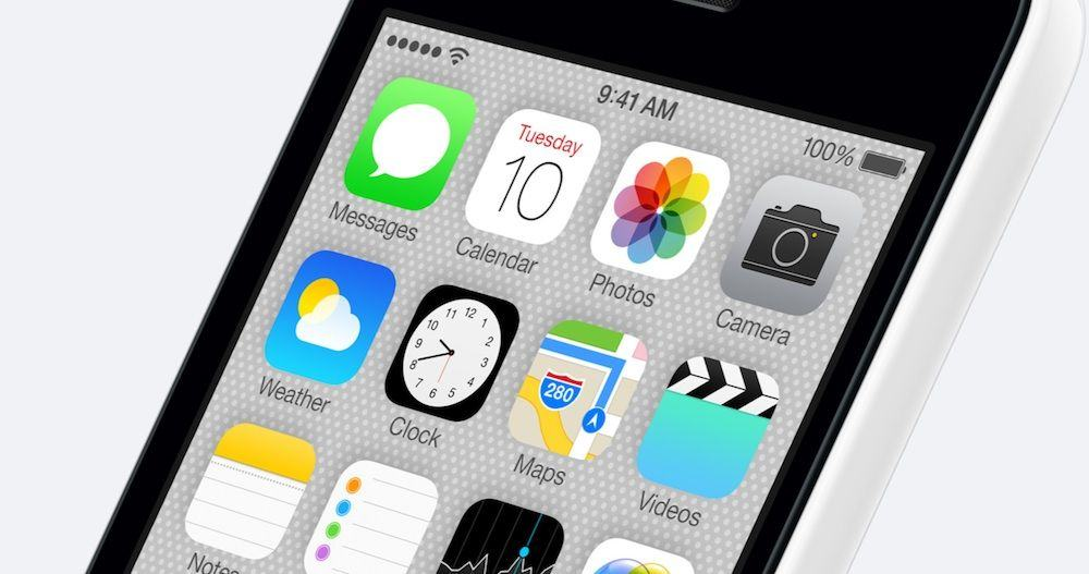 Here Are All Of The Wallpapers In The iOS 7 GM [Gallery] Cult of Mac 1000x527