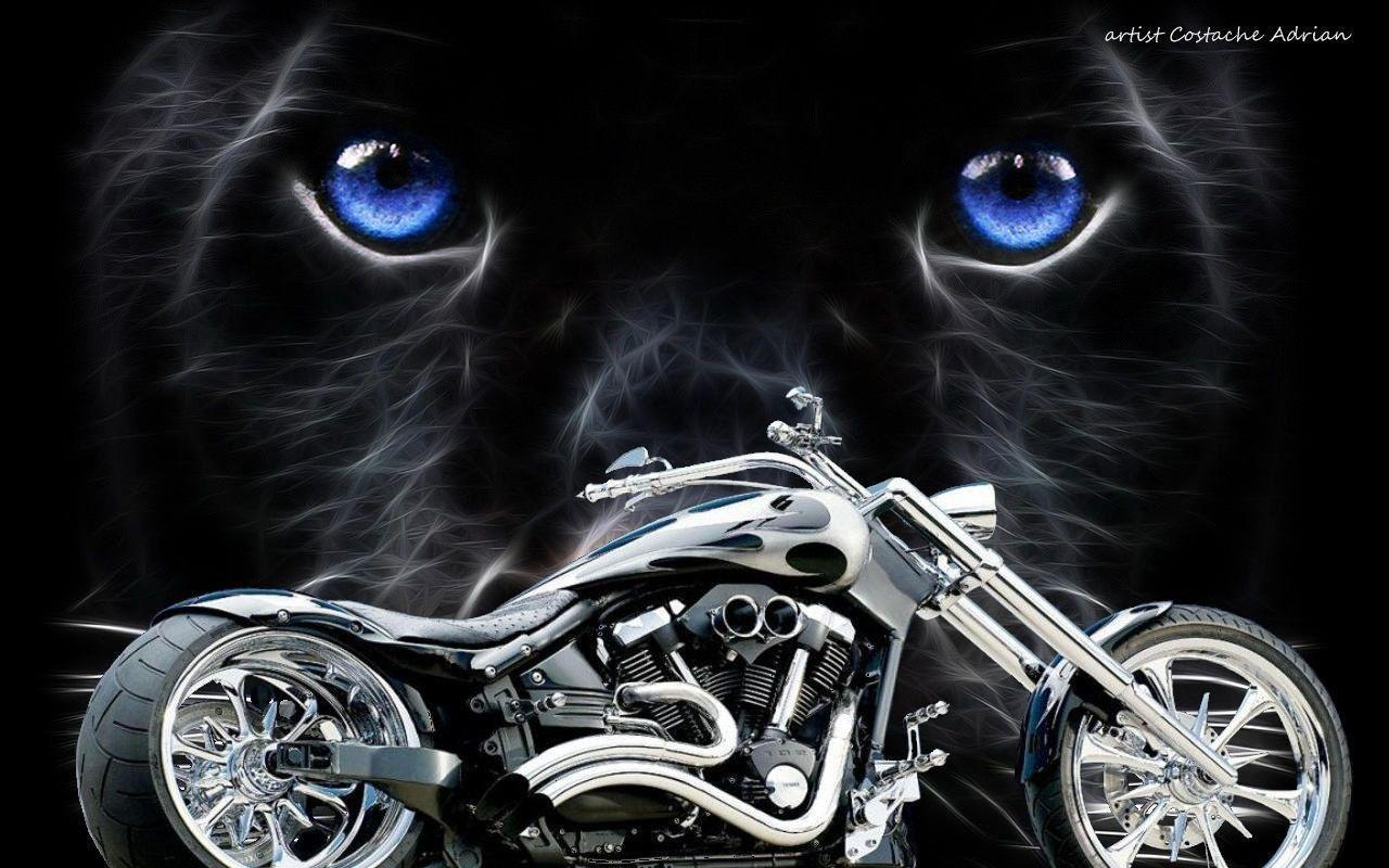 Occ Choppers Wallpapers 1280x800