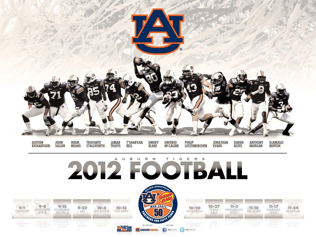 Displaying 20 Images For   Auburn Football Schedule 2013 1024x768