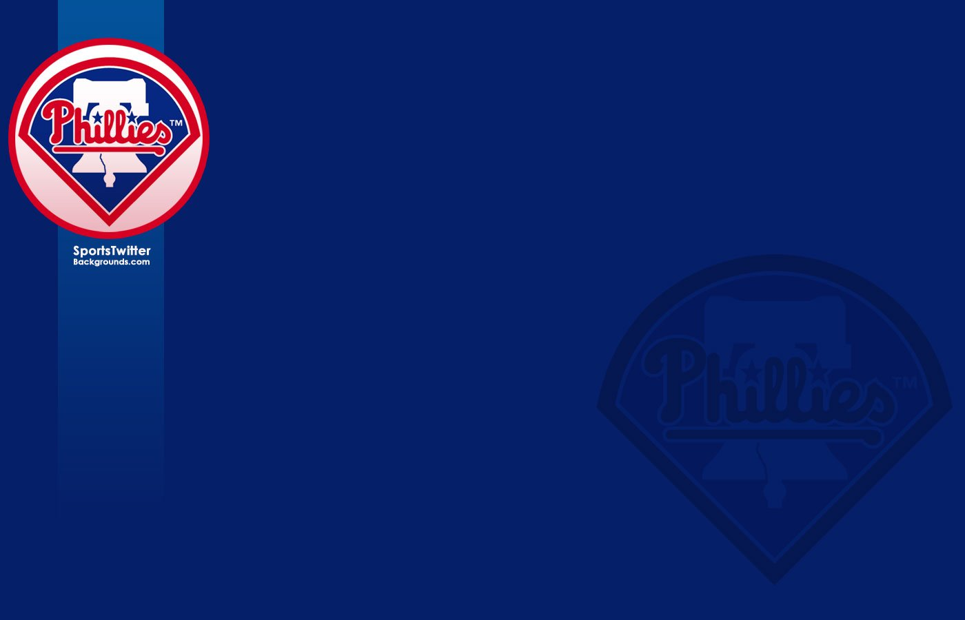 Philadelphia Phillies wallpapers Philadelphia Phillies background 1400x900