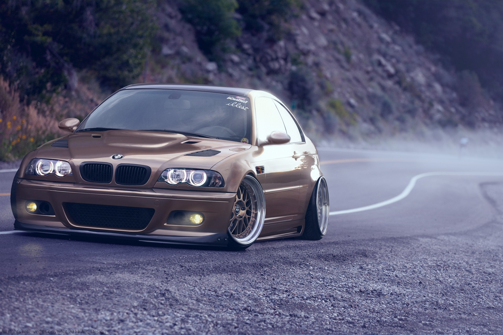 download BMW E46 HD Wallpapers Backgrounds [1920x1280] for 1920x1280