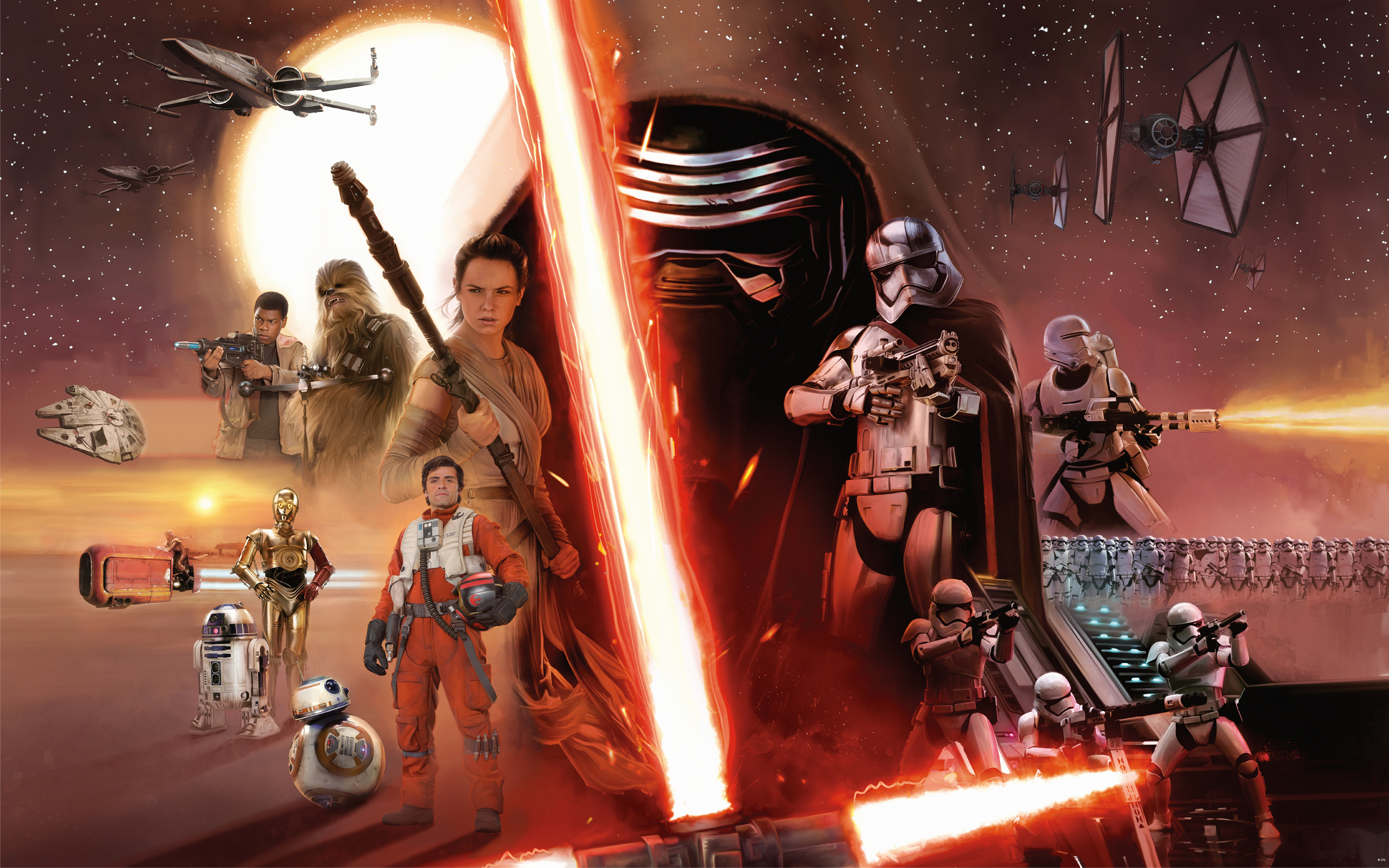 Free Download Star Wars The Force Awakens Wallpapers Images At Movies 2880x1800 For Your Desktop Mobile Tablet Explore 54 Star Wars Force Background Star Wars Force Background Star Wars