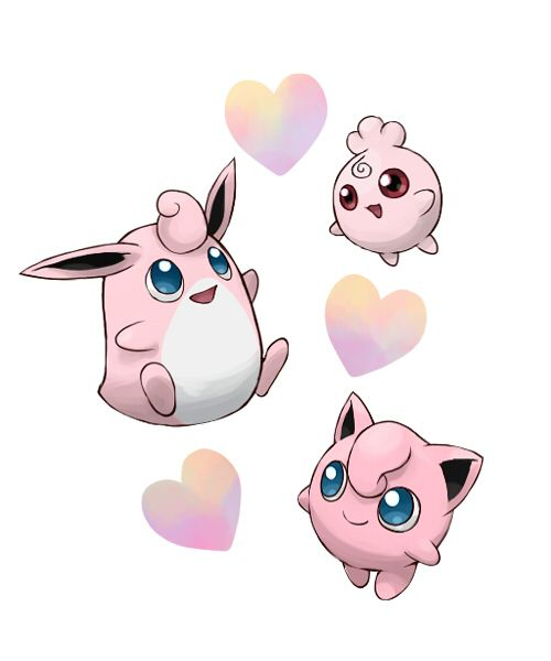 Wigglytuff Hd Wallpapers Wallpapersafari