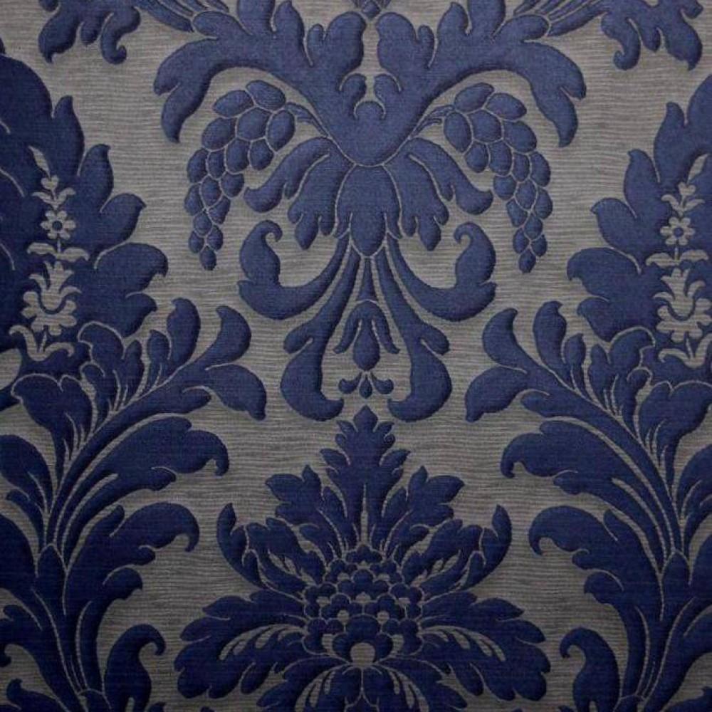 Rasch Wallpaper Trianon Damask   BlueGrey Lancashire Wallpaper 1000x1000