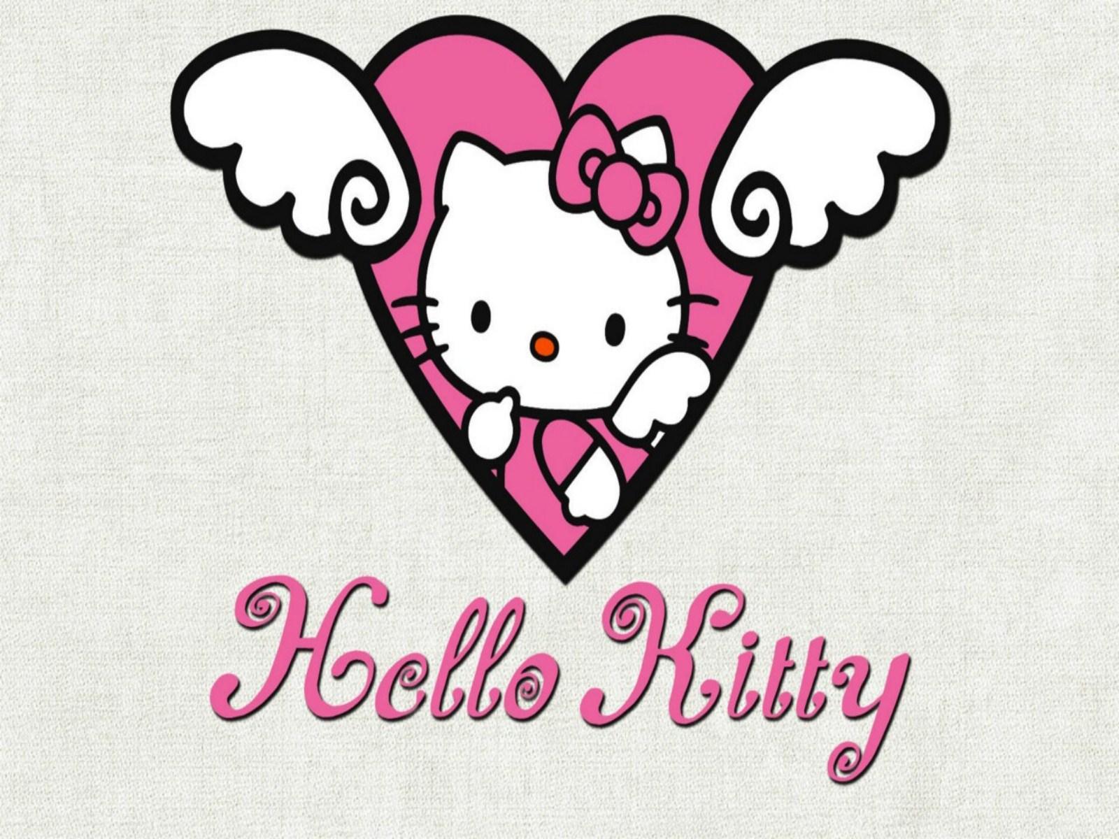 Hd Hello Kitty 1600x1200