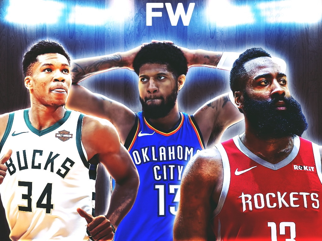The Only 5 Players Who Can Win The 2018 19 MVP Award Fadeaway World 1024x768