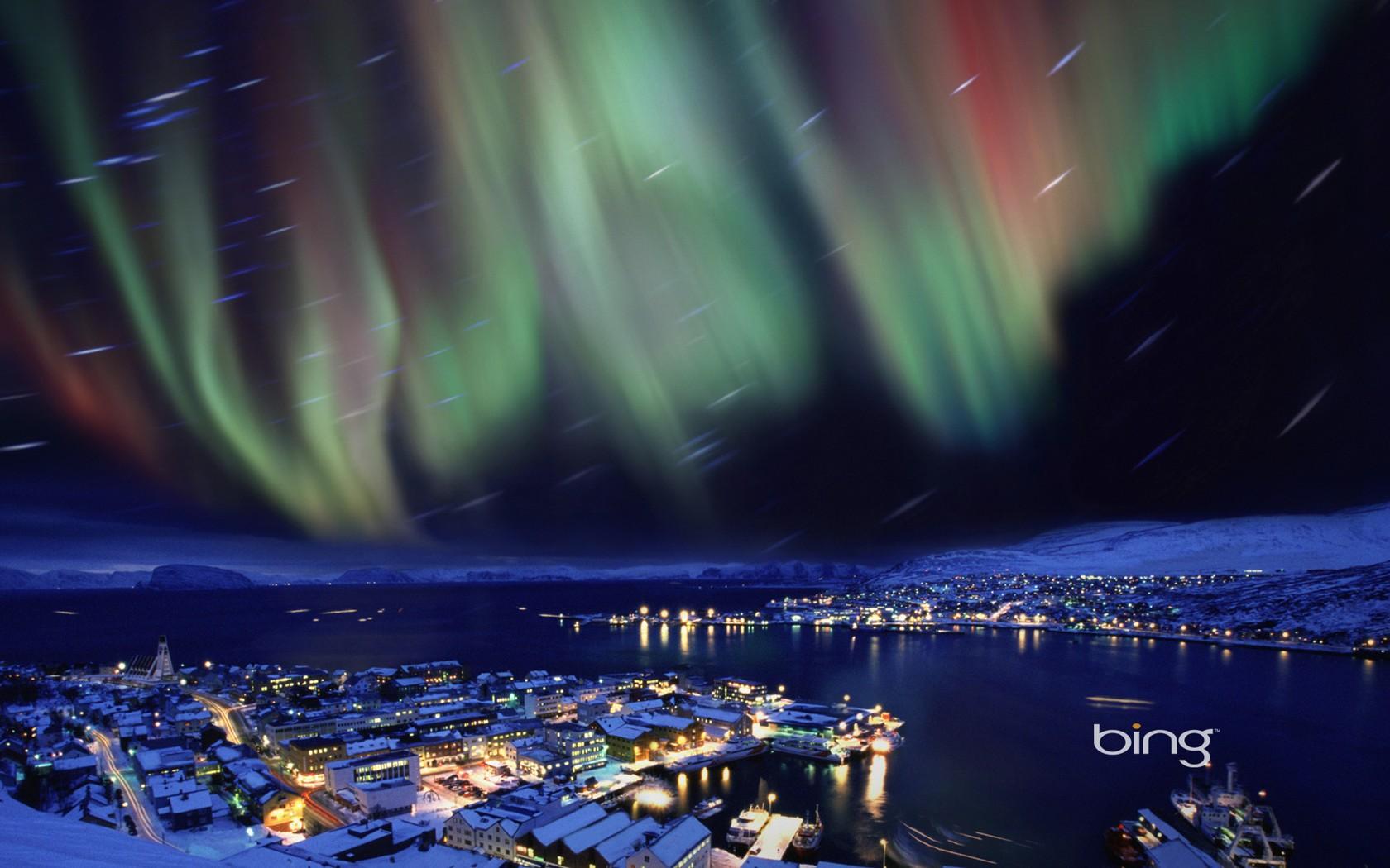 Aurora Borealis 16801050 Bing Best 1680x1050
