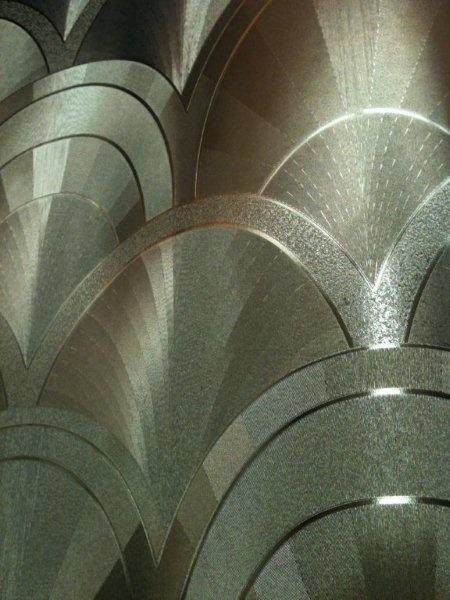 Art Deco style Wallpaper Art Deco Nouveau Style Pinterest 450x600
