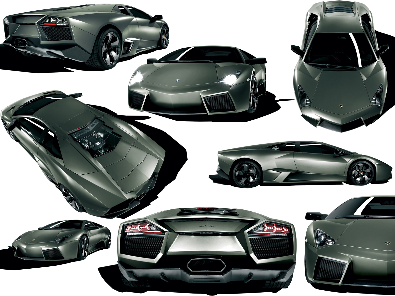 Cars And Only Cars Lamborghini Reventon Wallpaper 1600x1200