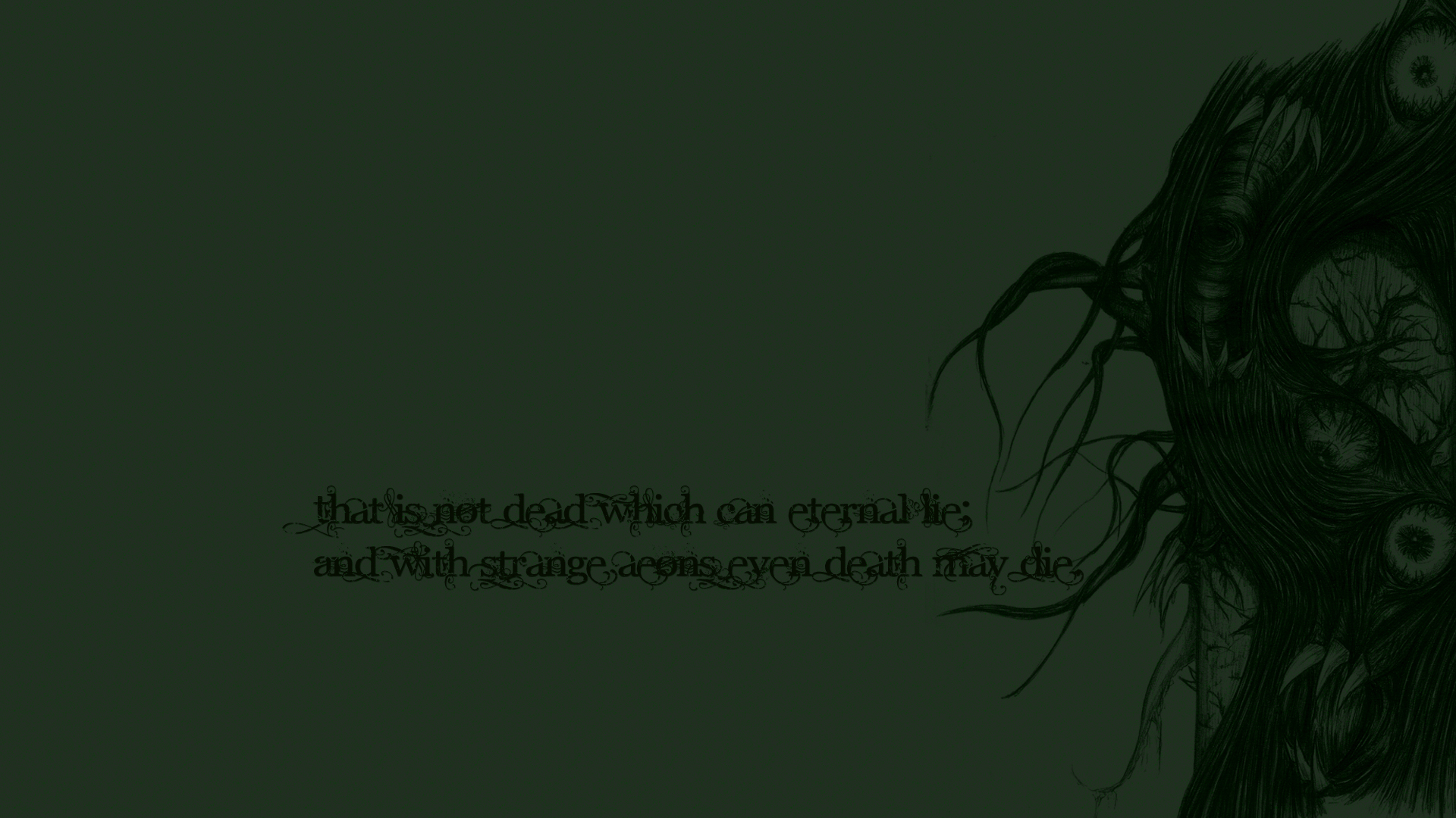 75 Lovecraft Wallpapers On Wallpapersafari