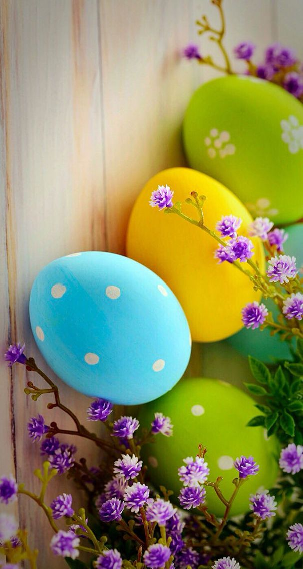 Easterhappy holiday wallpaper iPhone Phone Wallpapers in 2019 606x1136