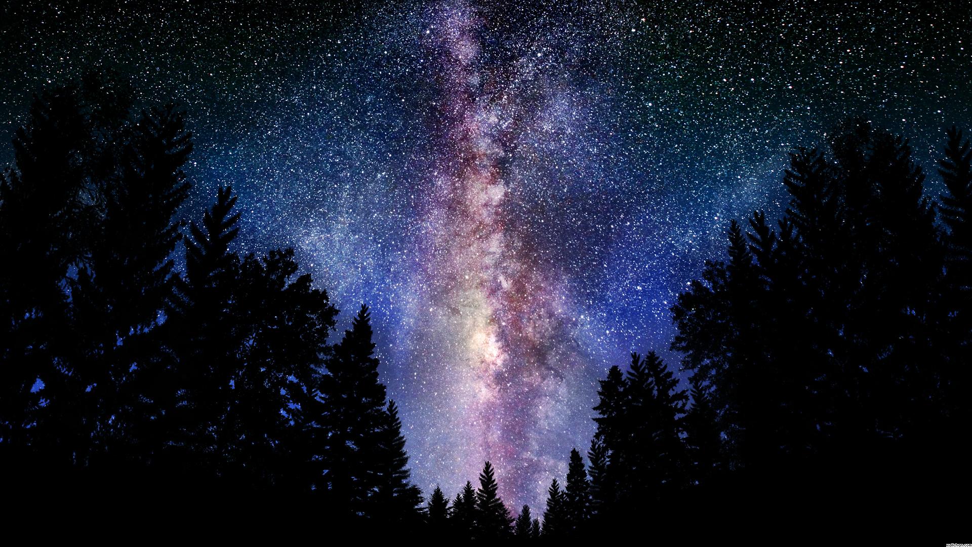 Galaxy Space Live Wallpapers Hd By Narendra Doriya: Live Milky Way Galaxy Wallpaper
