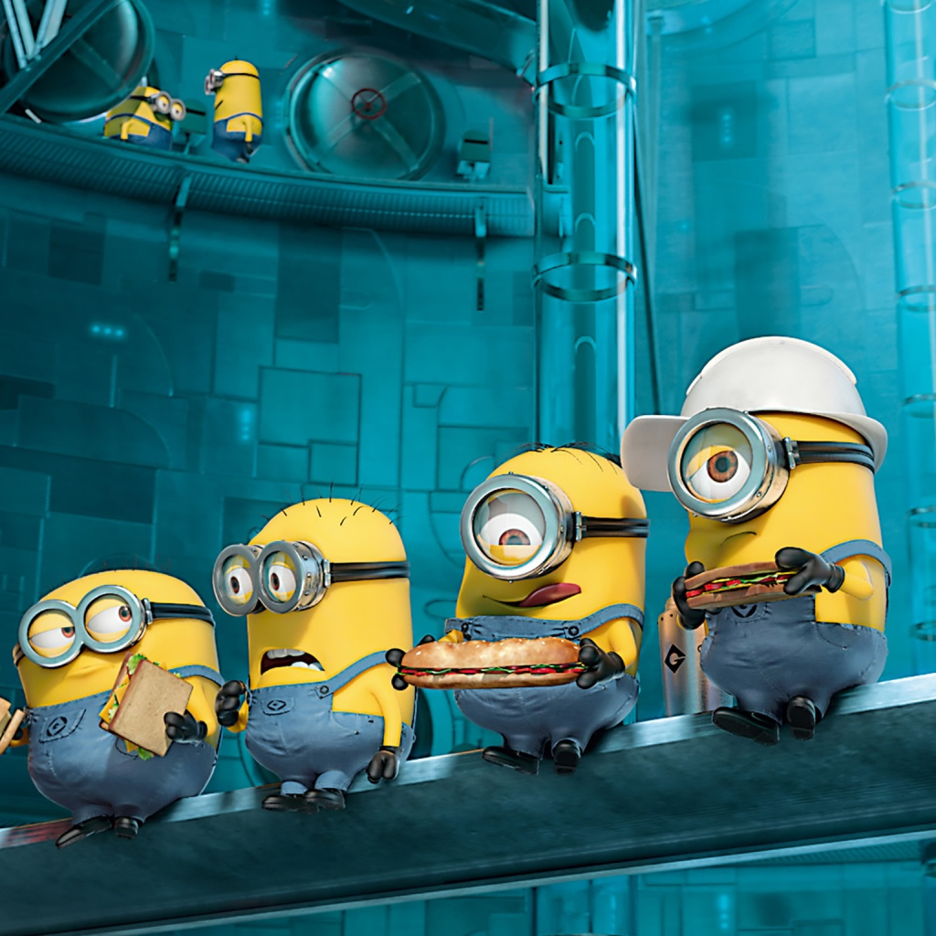 Despicable Me 2 HD Wallpaper | Background Image