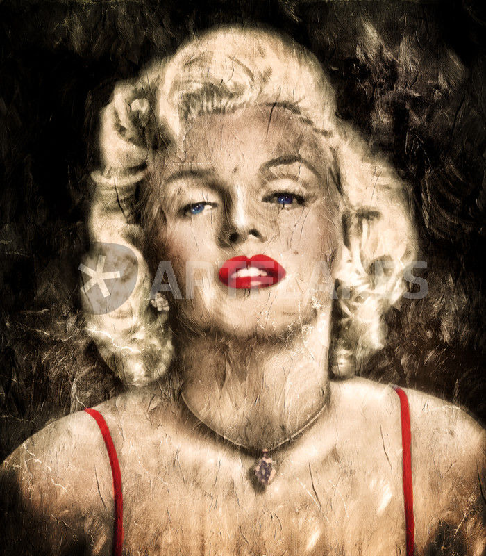 Marilyn Monroe Gangster Wallpaper