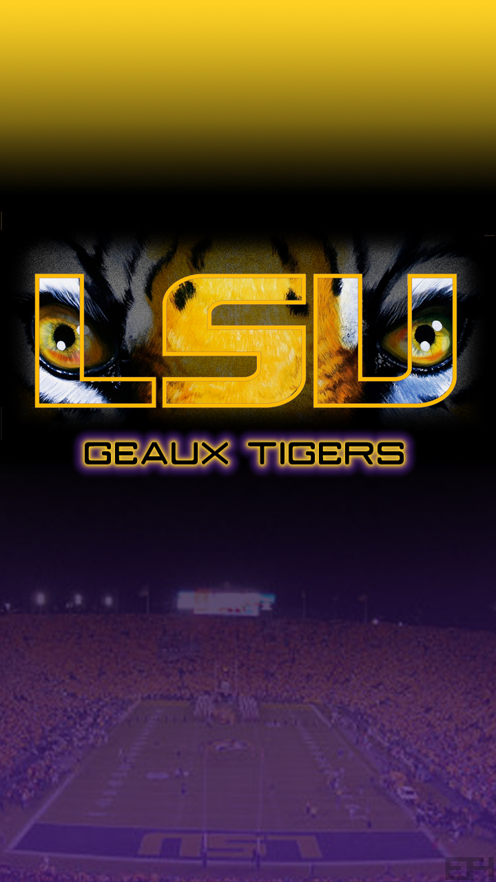 lsu tigers 720x1280