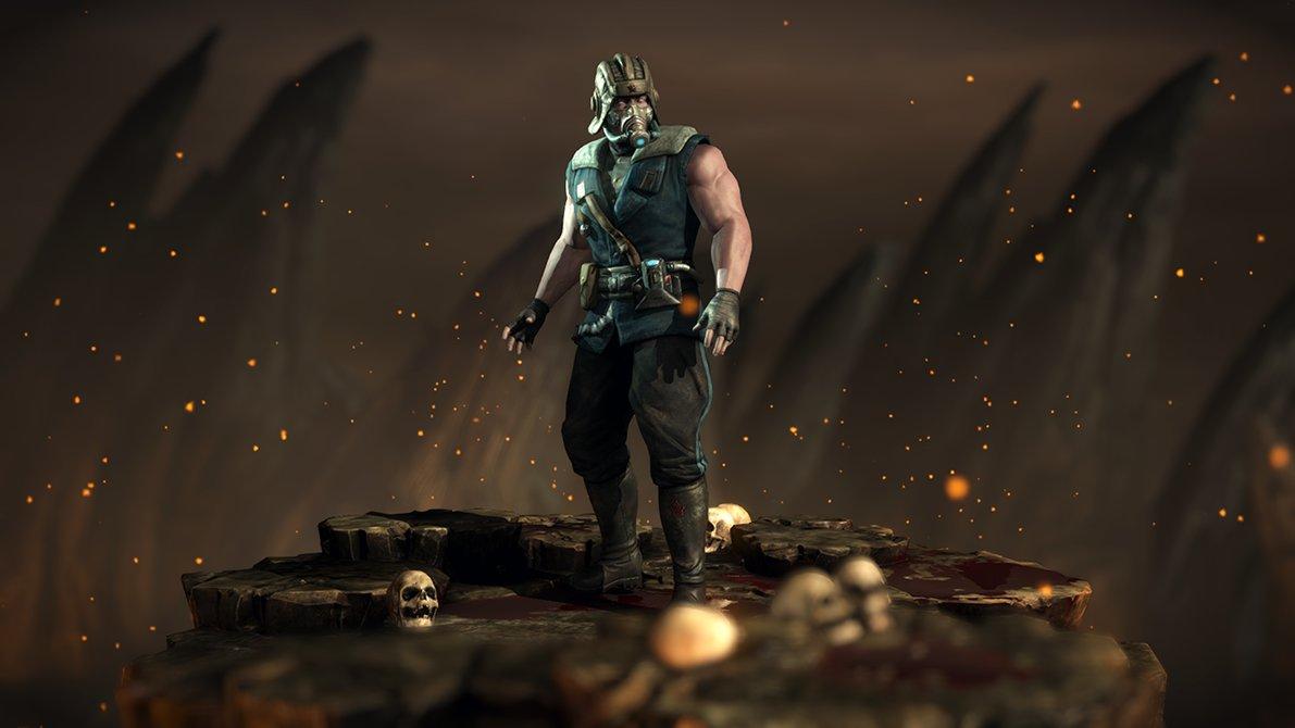 Kold War Sub Zero   Mortal Kombat XL by Yurtigo 1191x670