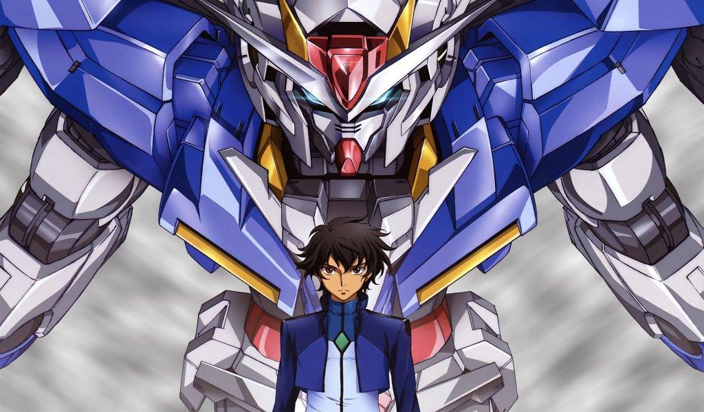 Gundam Exia Wallpaper 10 Background Wallpaper   Animewpcom 1024x600