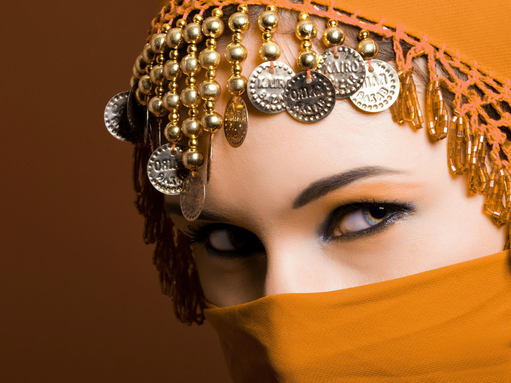 Arab Girls HD Wallpapers Pictures Images Backgrounds Photos 1024x768
