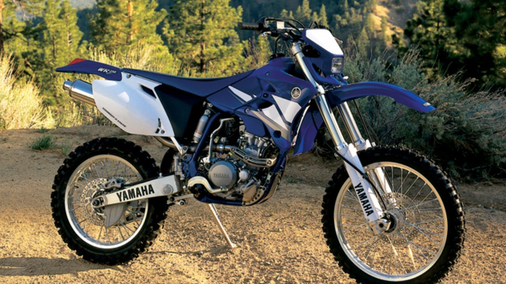 2002 YAMAHA WR250F   Image 12 1920x1080