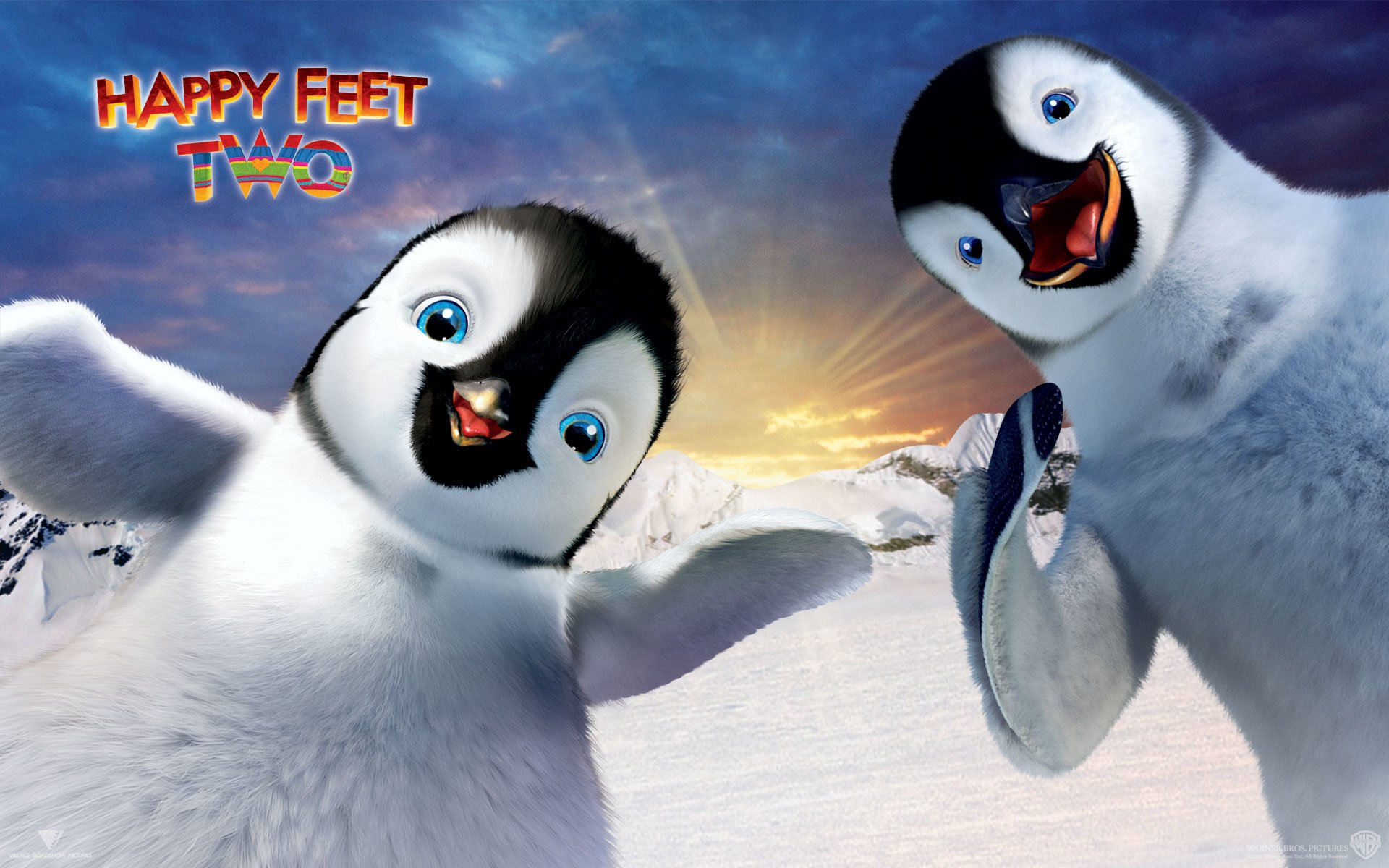12 Happy Feet 2 HD Wallpapers Background Images 1920x1200
