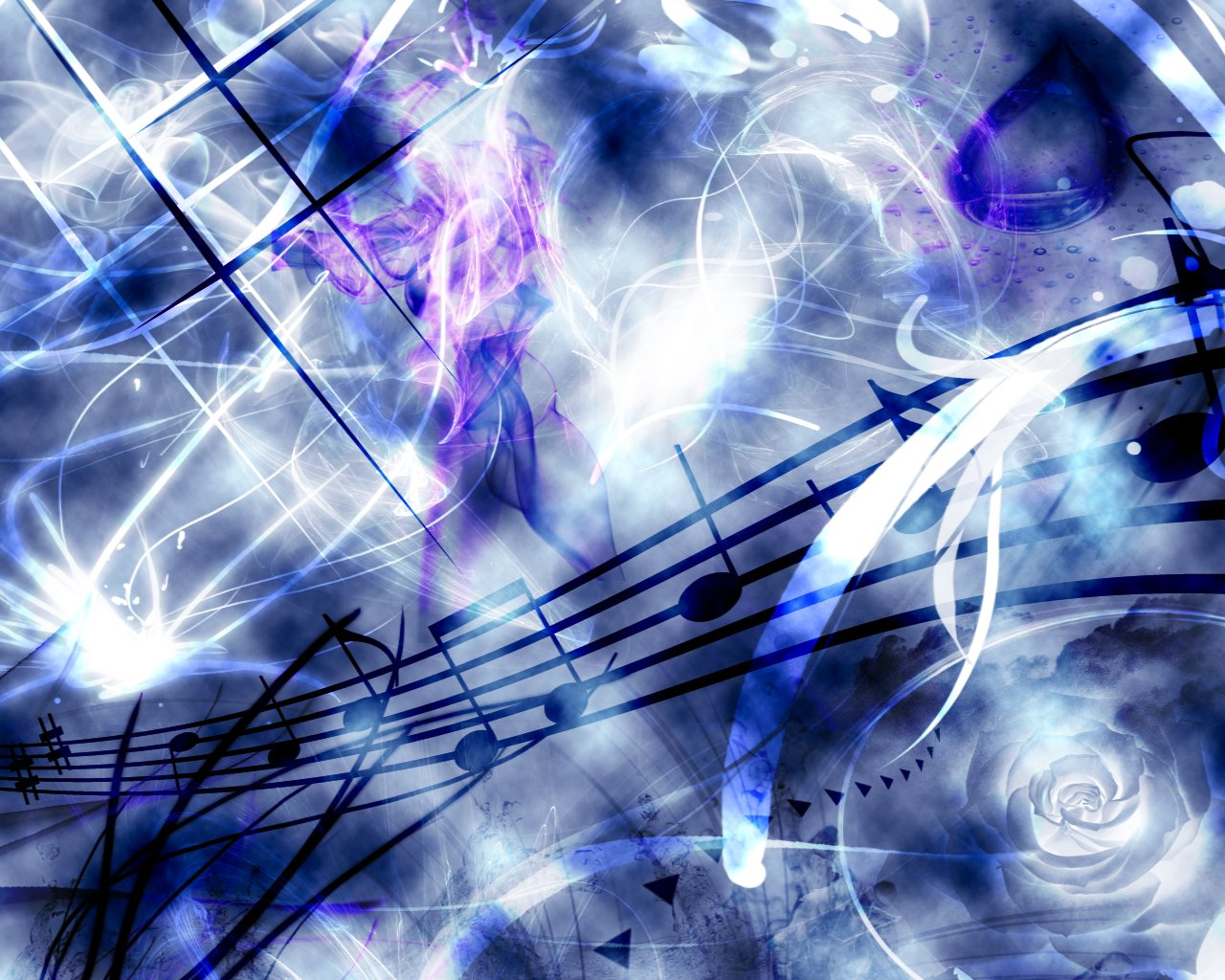 Music Abstract Wallpaper 1280x1024 Music Abstract 1280x1024