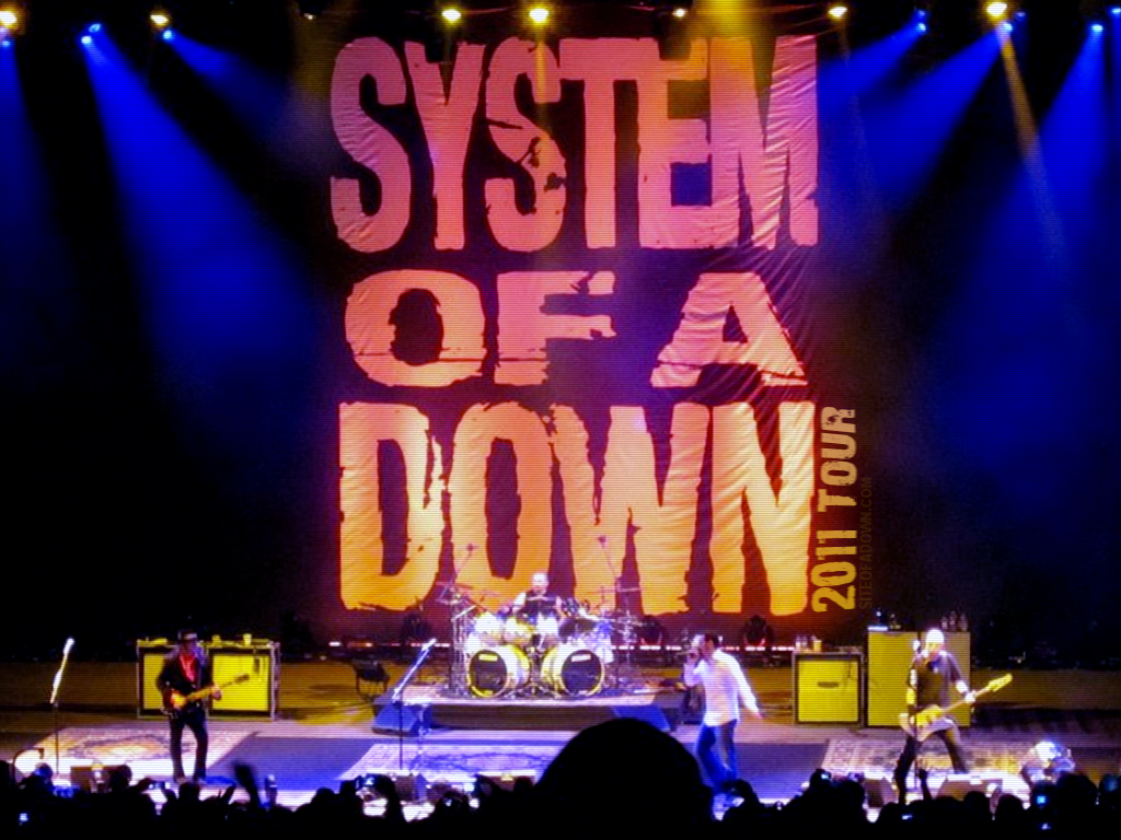 System of a Down   System of a Down Wallpaper 28148336 1024x768