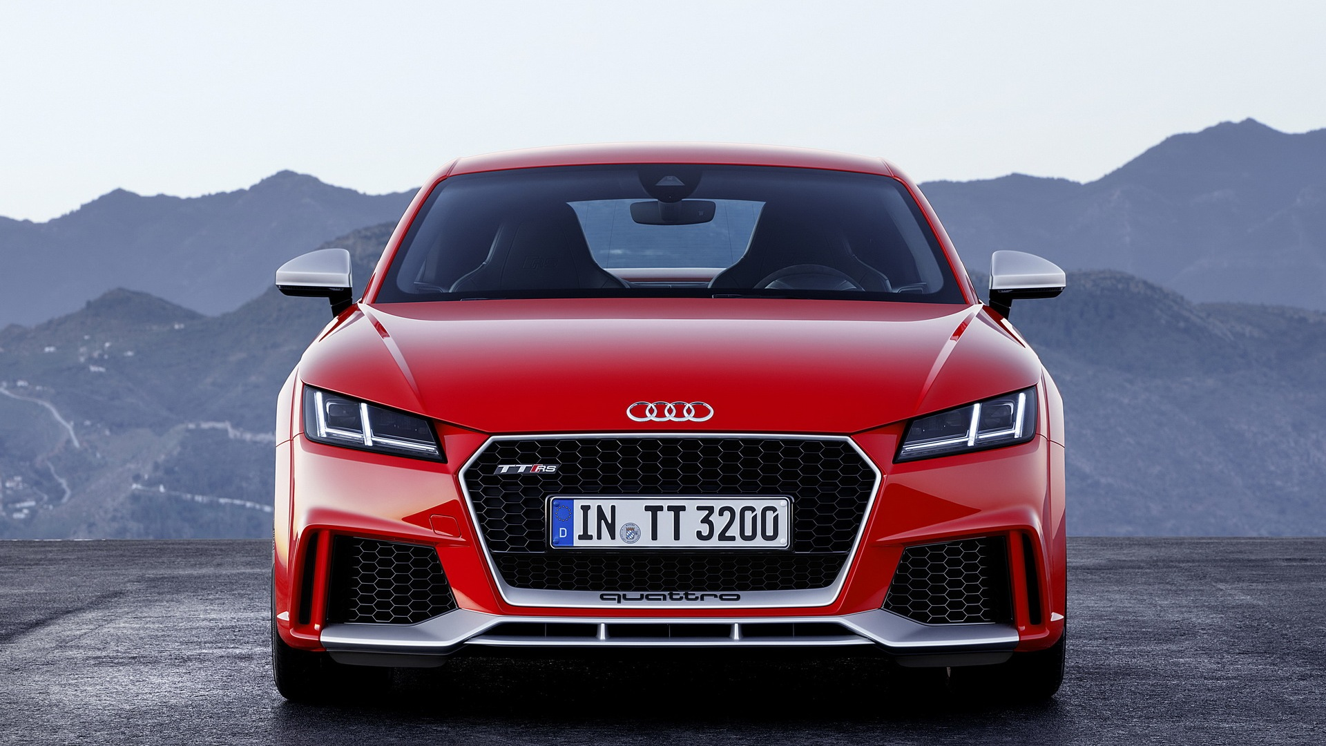 Audi TT RS photos and wallpapers - tuningnews.net