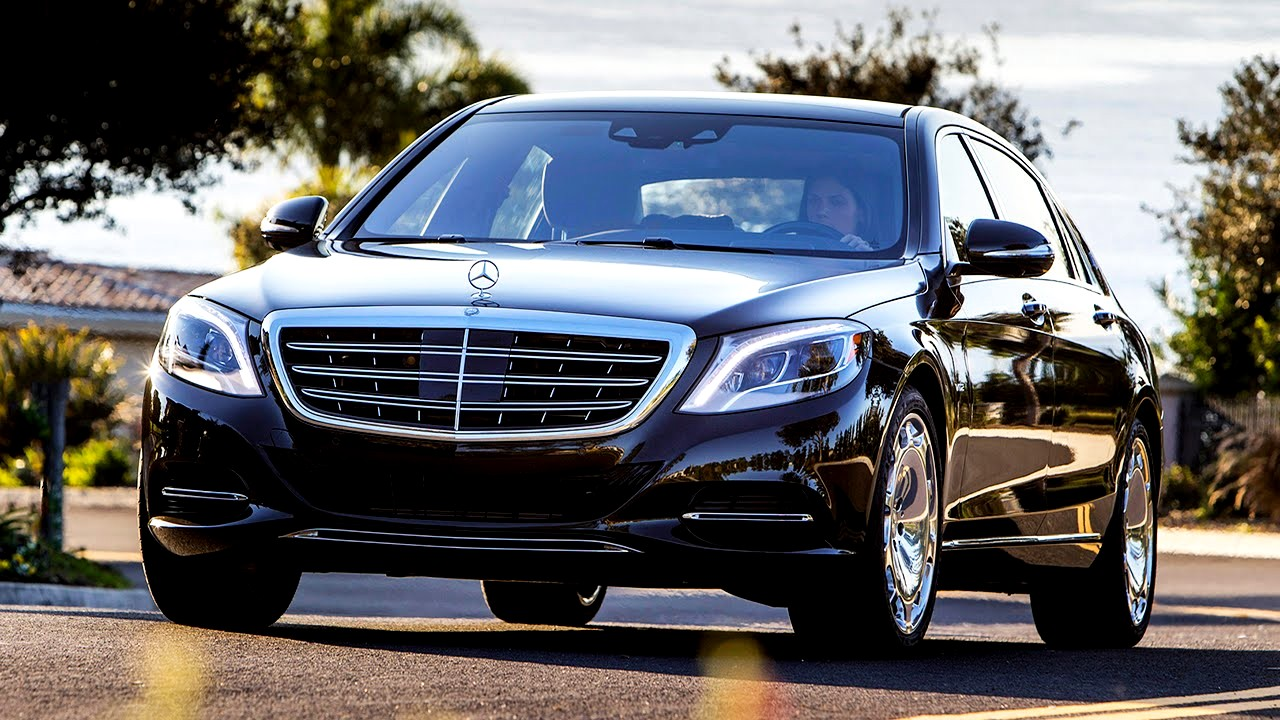 Mercedes Maybach S600 Wallpapers HD Download 1280x720