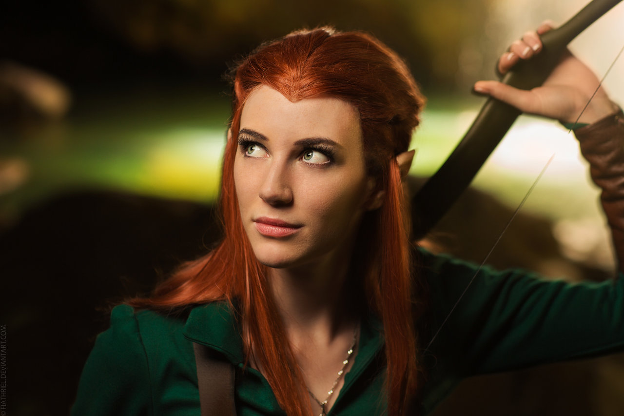 Hobbit Tauriel Wallpaper Tauriel The Hobbit i by 1280x853