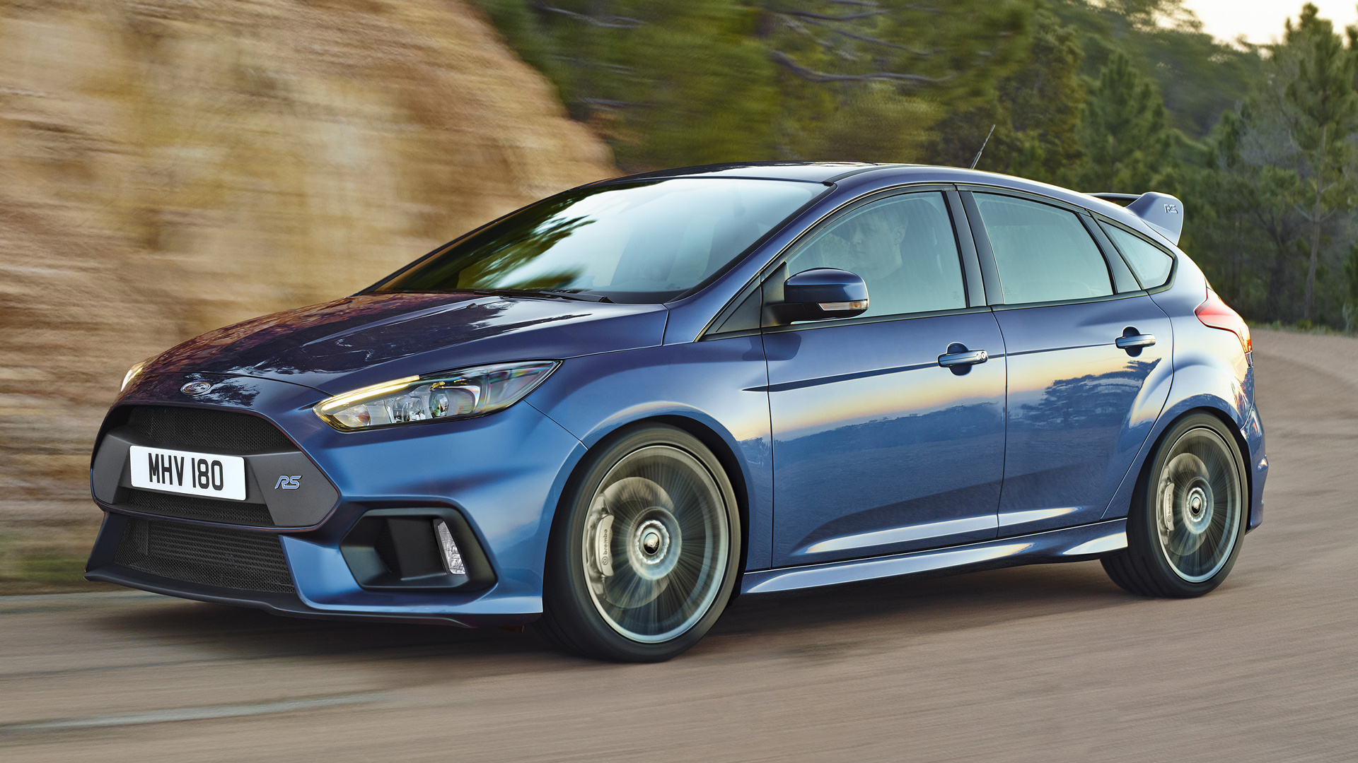 Ford Focus RS 2015 Wallpapers and HD Images 1920x1080