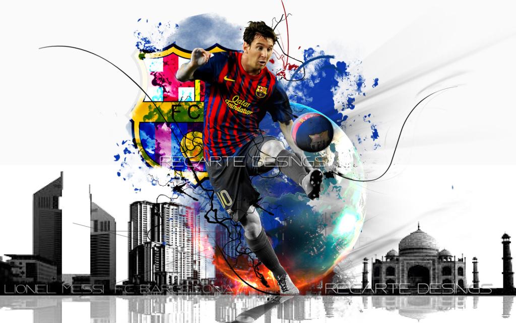 Lionel Messi HD Wallpaper Download 1024x640