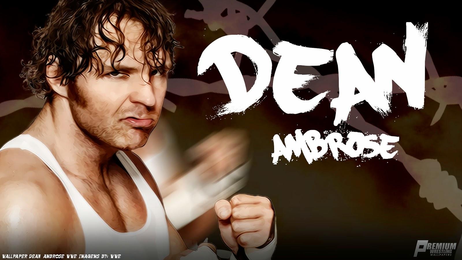 Wallpaper Dean Ambrose 1600x900