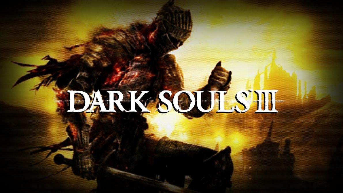 Dark Souls III Wallpaper 3 by DrAlucard 1191x670