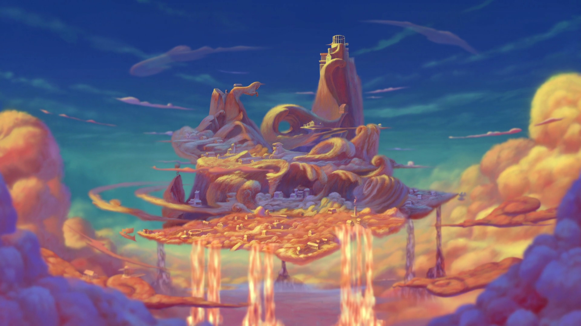 Palace of the gods Winx club and freinds adventures Wiki 1920x1080