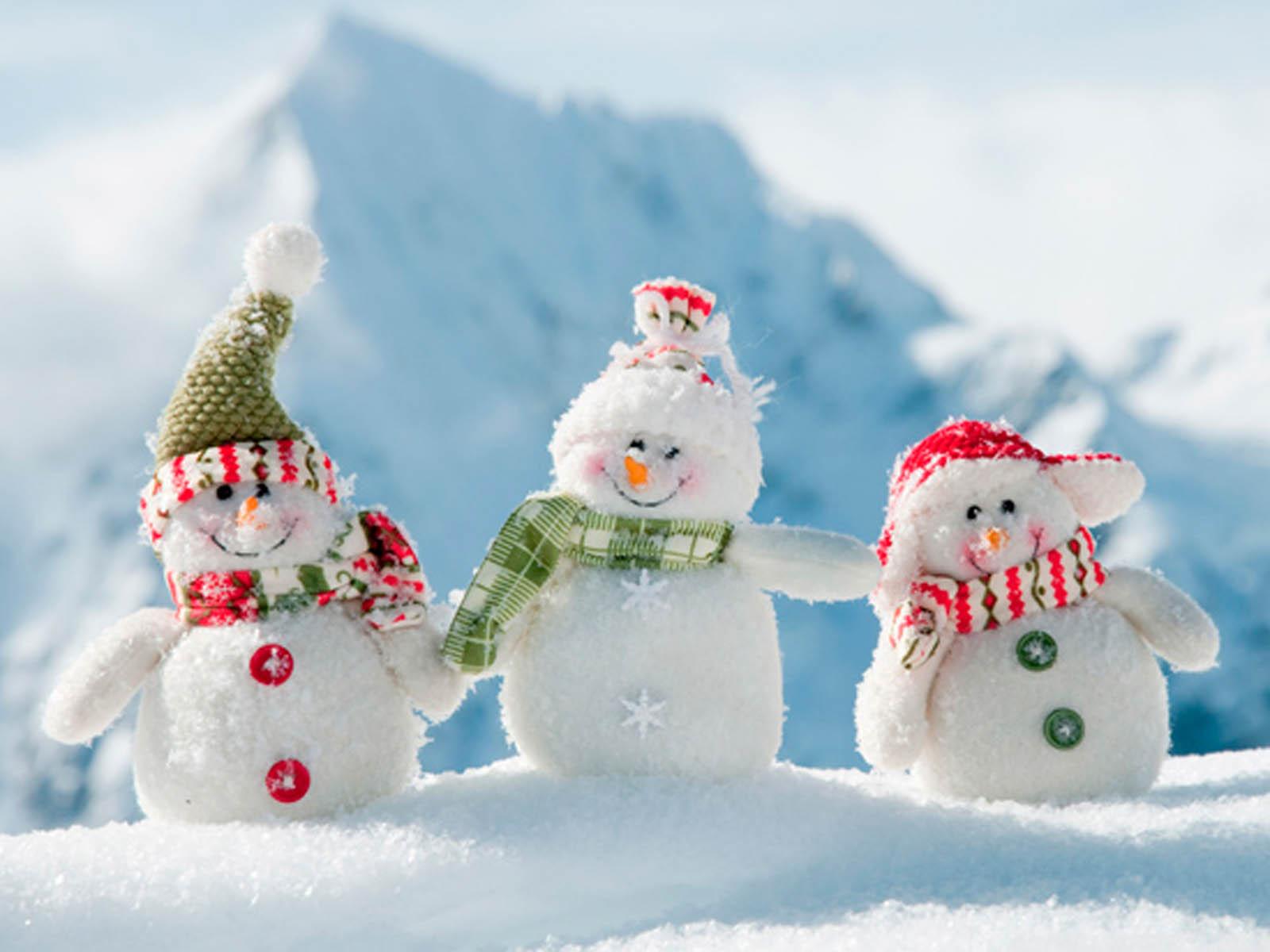 72] Snowmen Wallpapers on WallpaperSafari 1600x1200