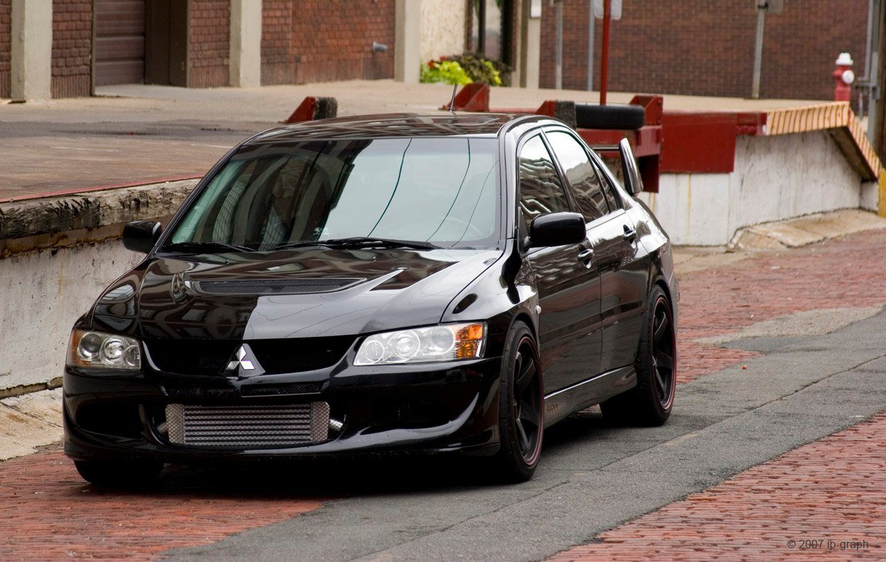 Free Download Mitsubishi Lancer Evolution Viii Wallpapers