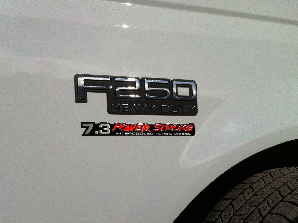 Ford Powerstroke Wallpaper 1997 ford f250 powerstroke 73 1024x768