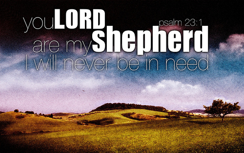Psalm 231 Flickr   Photo Sharing 500x313