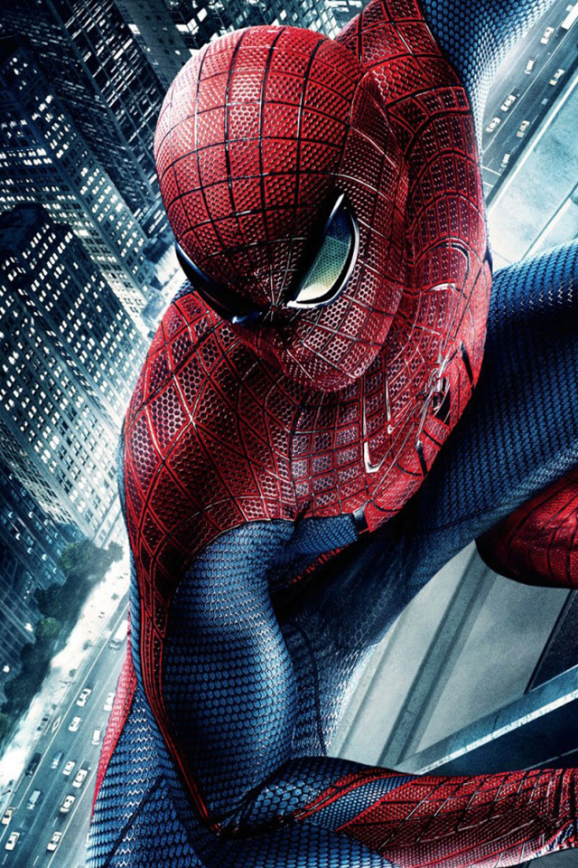 Amazing spiderman phone wallpaper wallpapersafari - Iphone 6 spiderman wallpaper ...