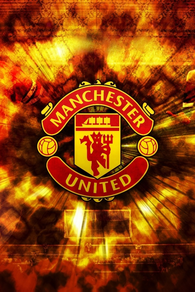 640x960 Manchester United Iphone 4 wallpaper 640x960